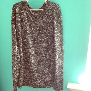 long-sleeve universal threads soft shirt.